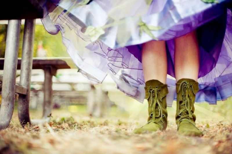 Fairy slippers, pirate boots, and Renaissance shoes for your fantasy-themed wedding