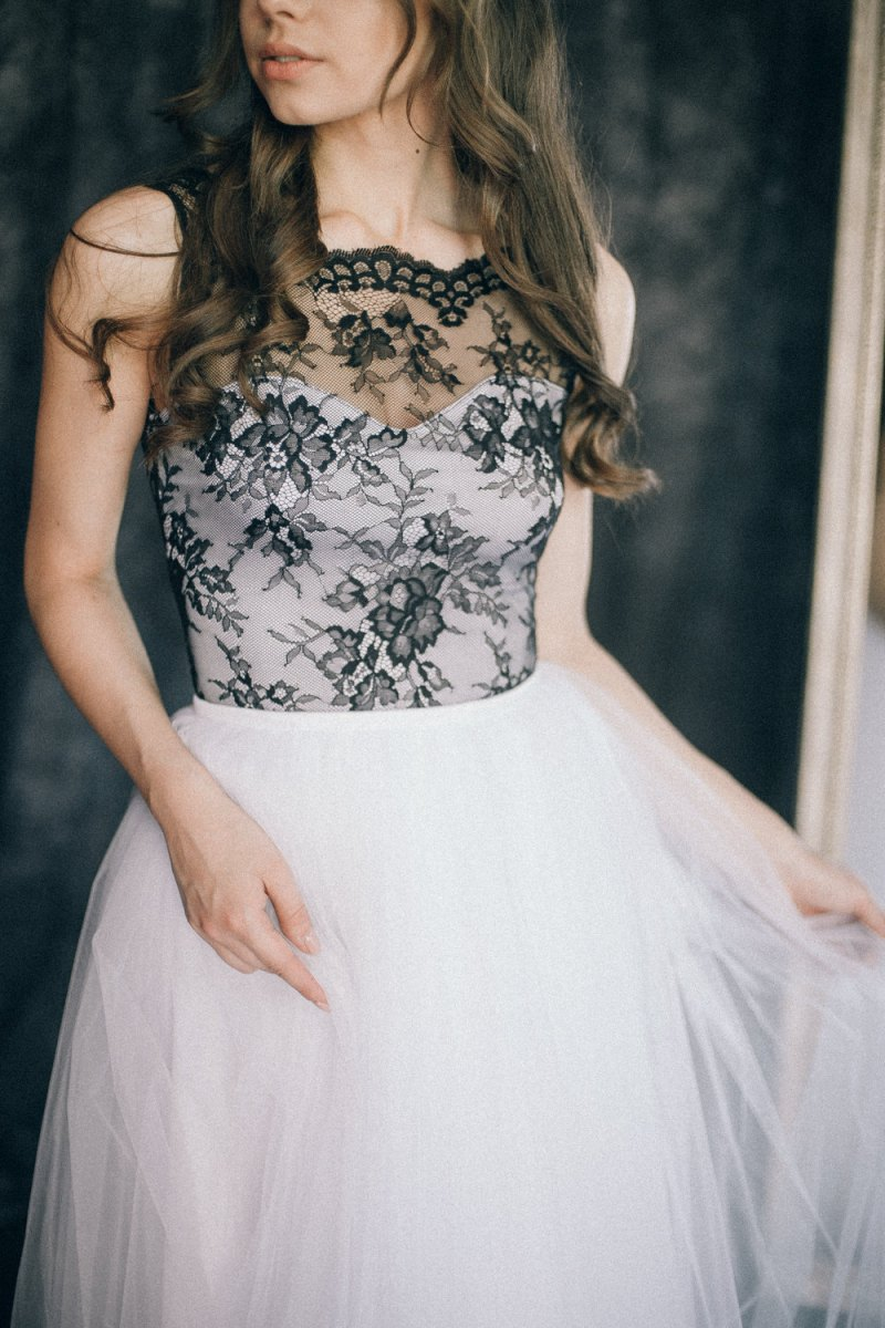 Is your perfect black and white dress found in here?