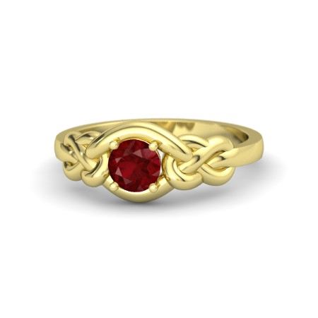 Gryffindor engagement rings