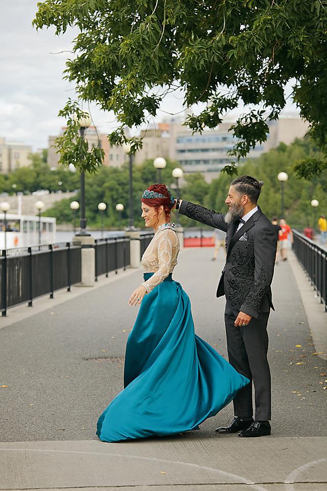 """I got you"": the revelation I found hidden in a wedding tango"