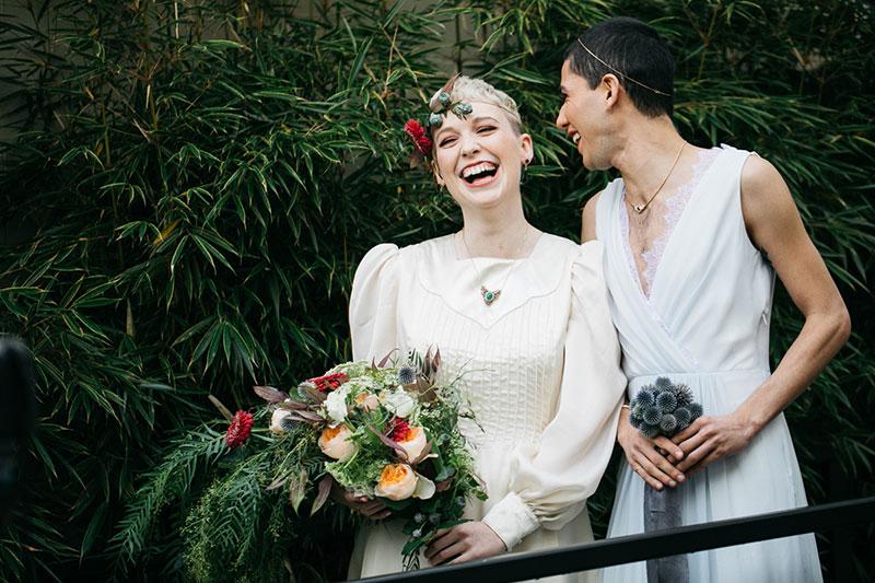 seattle wedding inspiration Lab at Ada's