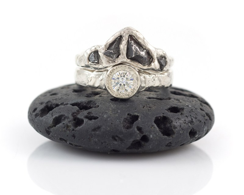 rings and trinkets and sparklies for Valentine's Day gifts and proposals