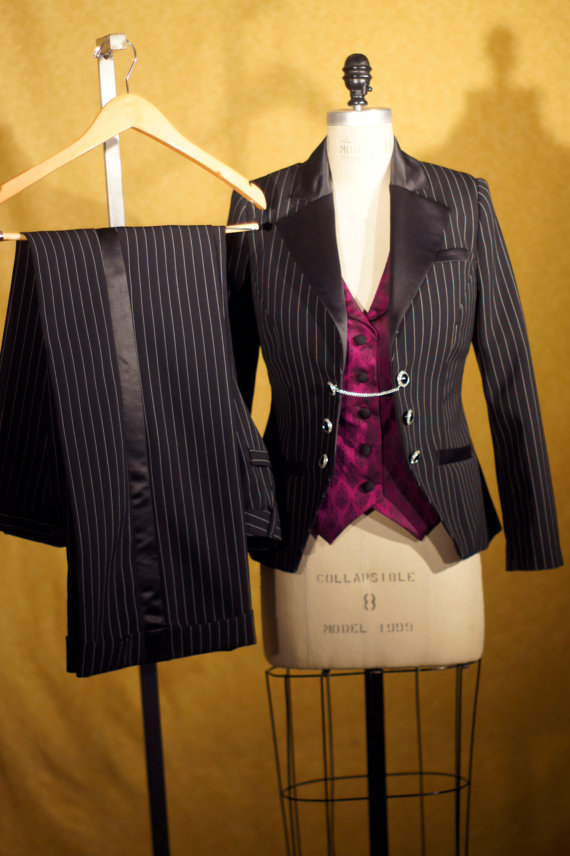 masculine suits for women