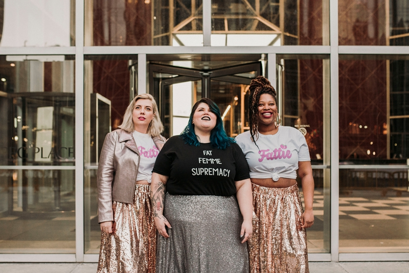 Love has no size: a fat-positive inspiration shoot that may just change your life