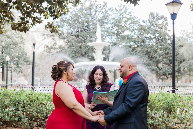 Savannah wedding officiant: Getting married or eloping in Savannah? Here's how to get the most personalized, funny, and touching wedding ceremony ever