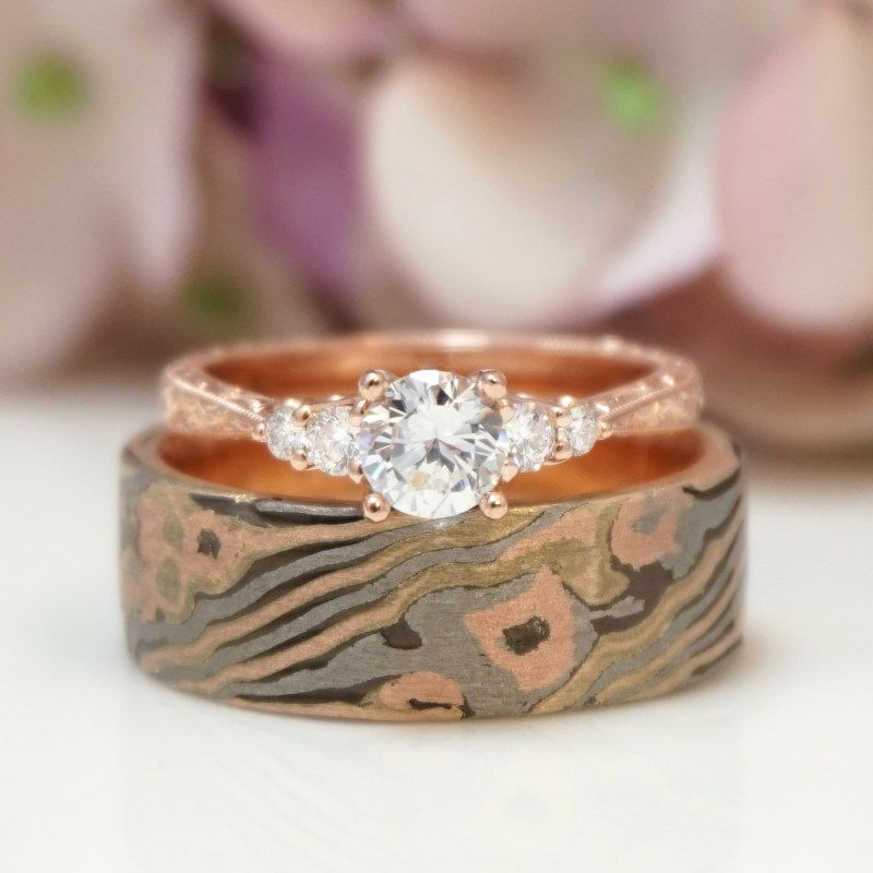 reasons why rose gold rings are stealing our hearts