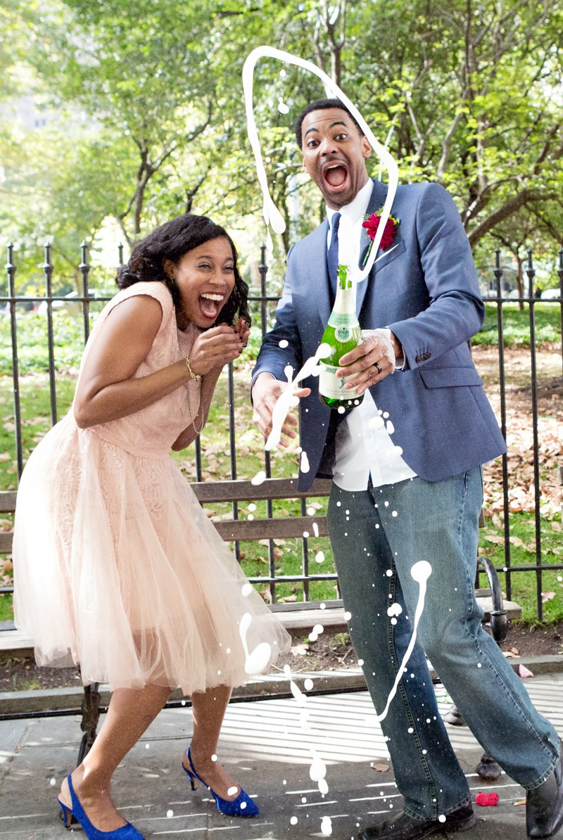 Geekness, diversity, & authenticity: why offbeat couples are my happy place