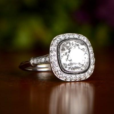 Estate Diamond Jewelry