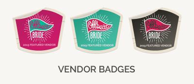 Get your Offbeat Bride vendor badge