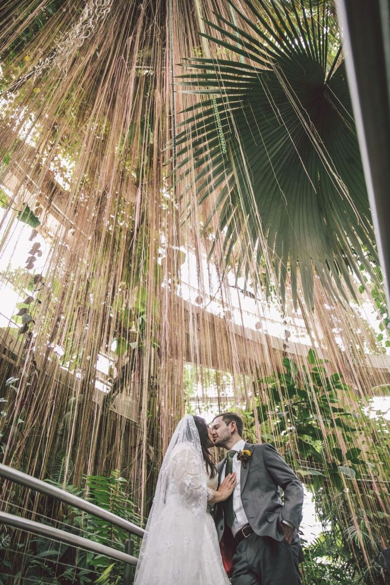"""This mega-skilled photography team gives you """"how did we look that good?"""" level wedding photography all over the U.S."""