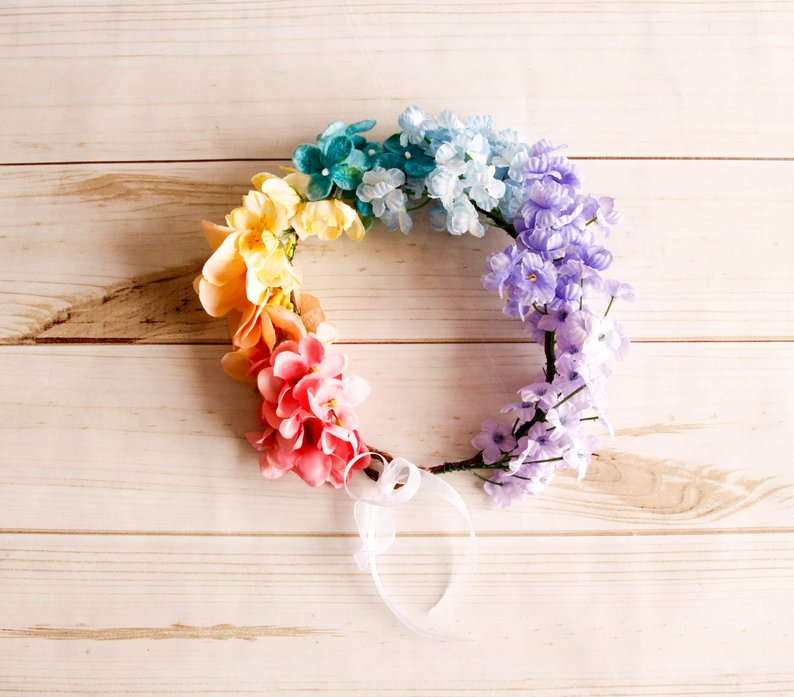 It's Pride month! Let's deck out your LGBTQ+ wedding with these rainbow wedding details