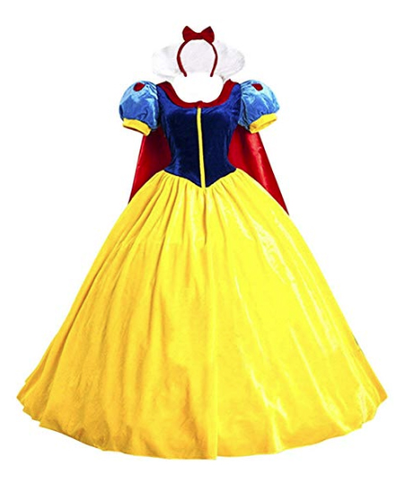 Disney princess gowns for your Halloween wedding