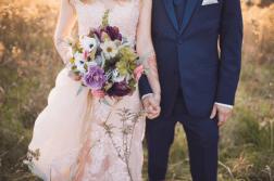 affordable ruolai wedding dress on offbeat bride