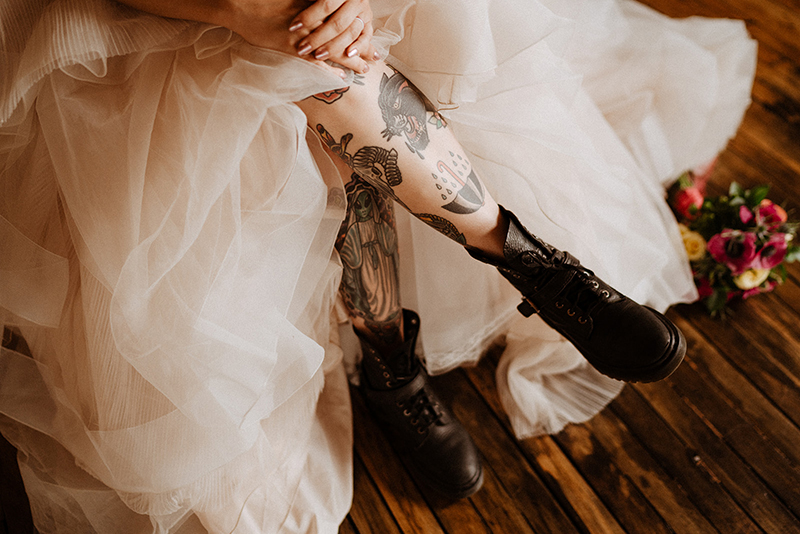 6 brides, 6 styles: there's no one way to be a bride