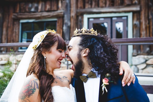 | Fun, Alternative, Non-Traditional Wedding photography in Portland, Oregon www.BethOlsonCreative.com