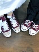 Couple in Chucks