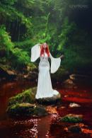 Gothic wedding dresses by WulgariaStore on Offbeat Bride (10)