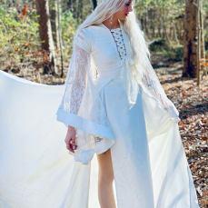 Gothic wedding dresses by WulgariaStore on Offbeat Bride (5)