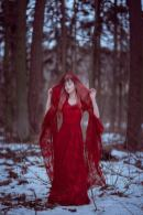 Gothic wedding dresses by WulgariaStore on Offbeat Bride (8)