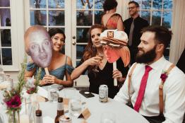 Charlotte + Devin Willow Ridge Manor wedding