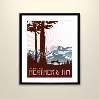 Denali Alaska Poster