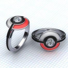 Paul Michael Design Geek Dot Jewelry on Offbeat Bride (1)
