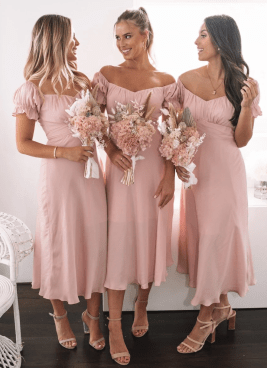 lia bridesmaid dress by esther and co on offbeat bride