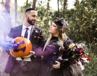Central Florida wedding photographer Koontz Photography on Offbeat Bride