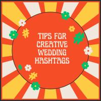 We're your free wedding hashtag generator. #Go!