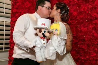 geeky Florida wedding photographer Koontz Photography on Offbeat Bride