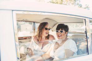 Chris Wojdak Photography lesbian wedding photography