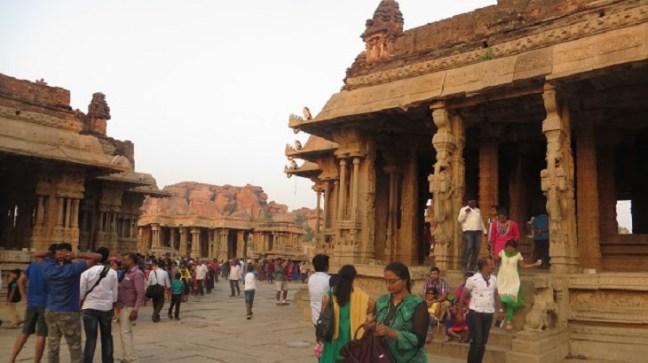 Hampi Temples, Hampi Ruins, Vittala Temple, Places to visit in Hampi, Stone Chariot in Hampi, KArnataka Tourism