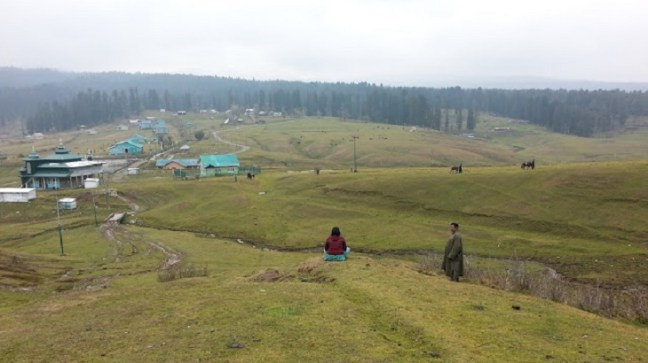 Yusmarg, Kashmir Valley, Kashmir Tourism, Offbeat tourist places in Kashmir, Jammu & Kashmir Tourism, Nilnag Lake