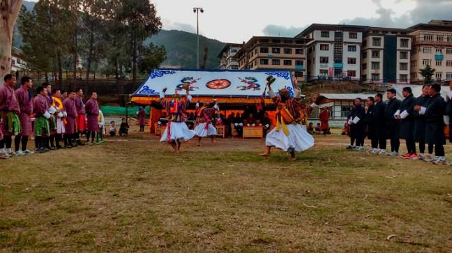Cham Dance, Archery Tournament, Thimphu, Bhutan, Bhutan Culture, Things to do in Bhutan, Bhutan Tourism