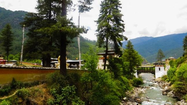 Temples inside Pangri Zampa Lhakhang, Thimphu, Places to visit in Thimphu, Bhutan Tourism, Tango Goemba, Cheri Goemba