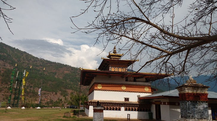 Chimi Lhakhang in Punakah: Best of Bhutan Temples, Phallus God in Bhutan, Penis God, Phallus Paintings, Places to visit in Bhutan, Things to do in Punakha