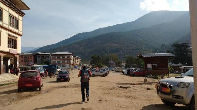 Khuruthang- Township near Punakha, Punakha Dzong, Places to visit in Bhutan,