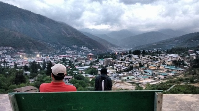 High on top of a ridge, Changangkha Lhakhang looks like a fortress temple, Bhutan i, Places to visit in Bhutan, Things to do in Thimphu, Thimphu views