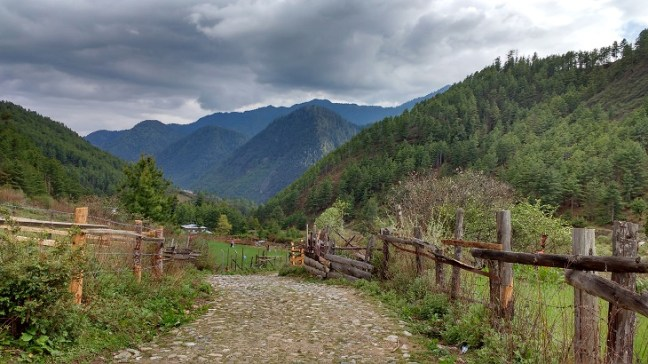 Hikes around Haa Valley: Starting point for Hike to Katsho Goemba & Jana Dingkha, Bhutan Tourism, Things to do in Haa valley