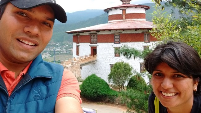 National Museum of Bhutan: Looks like a watchtower, places to visit in Bhutan, Things to do in Paro, Bhutan Tourism, Beautiful Bhutan,