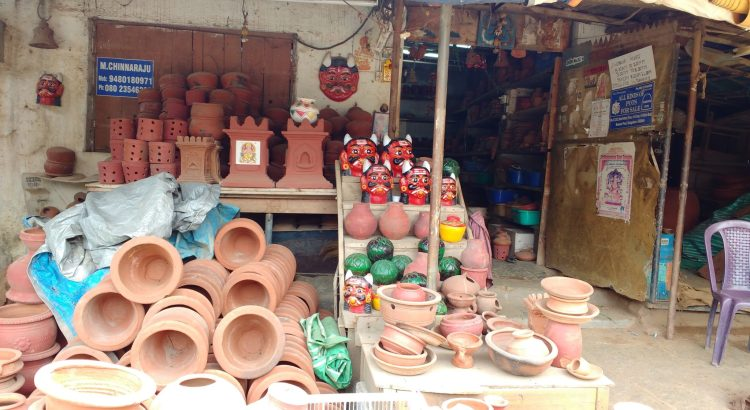 Potter's town in Bangalore, Pottery Town, Buy pottery in Bangalore, Eco friendly, Terracotta, Mitti ke gamle in Bangalore, Offbeat places to visit in Bangalore, Bangalore Tourism