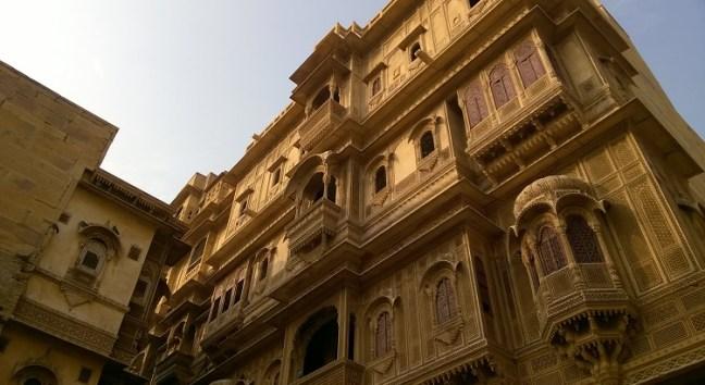 Places to visit and Top Things to do in Jaisalemer rajasthan Tourism: Fort, Havelis & Desert Safari, Jain Temple, Kuldhara Village, Sam Sand dunes, Jaisalmer Desert Festival