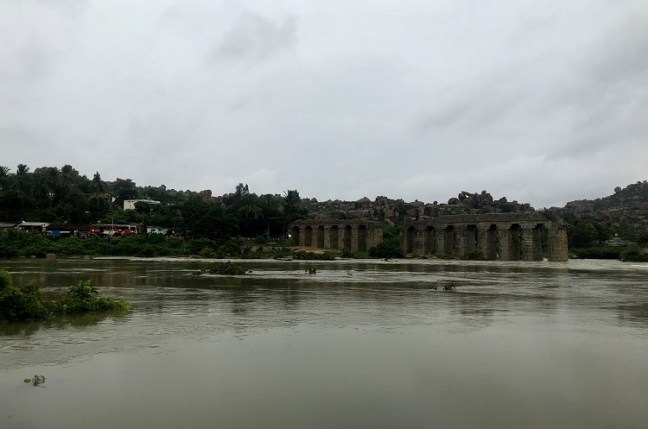 Hampi in monsoon: Temples, Ruins and Hippie fun during monsoon
