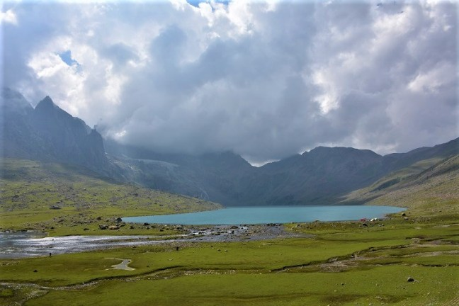 Gangabal Lake to Naranag Trekking (Harmukh Peak)- Kashmir Great Lakes Trek is one of the most beautiful treks in India -Indiahikes