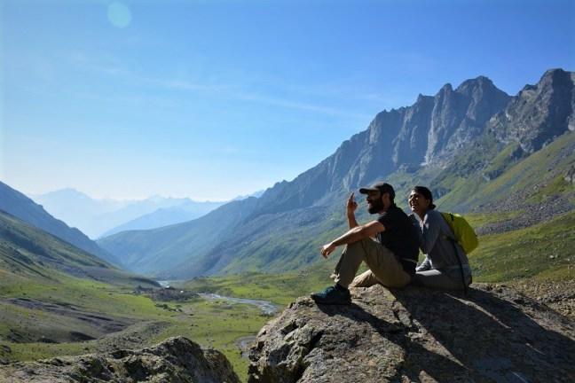 Kashmir Great Lakes Trek (KGL) is one of the most beautiful treks in India with 7 blissful alpine lakes – Vishnusar Lake, Kisansar Lake, Gadsar Lake, Satsar Lake (2 out of 7 lakes are on trek route), Gangabal Lake and Nandakol Lake – We will say best of Himalayan treks.