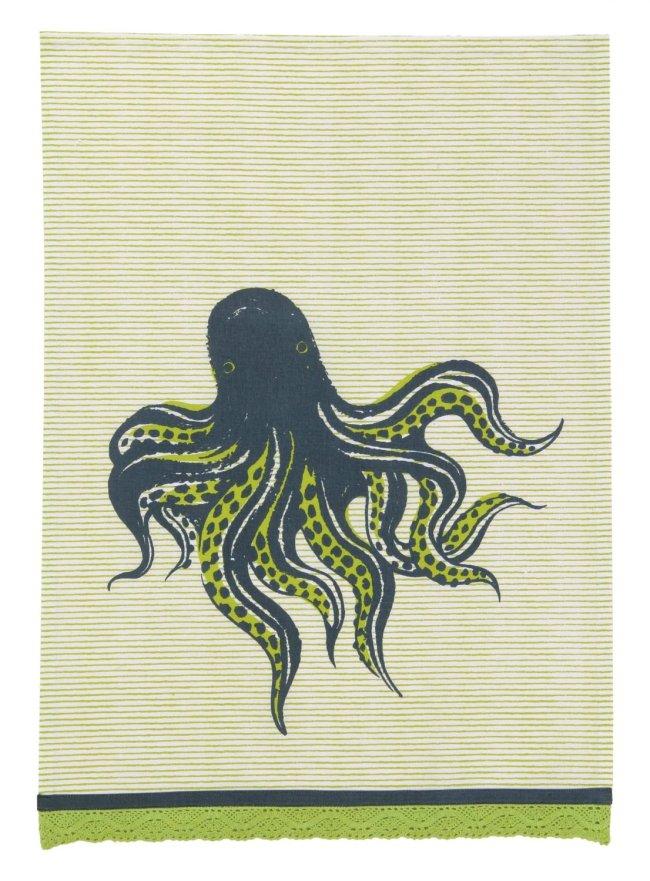Octopus Dish Cloth