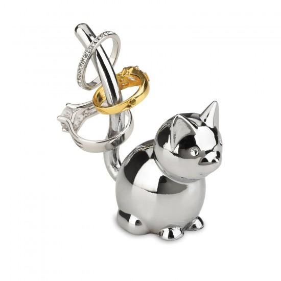 Umbra Zoola Cat Ring Holder, $8.