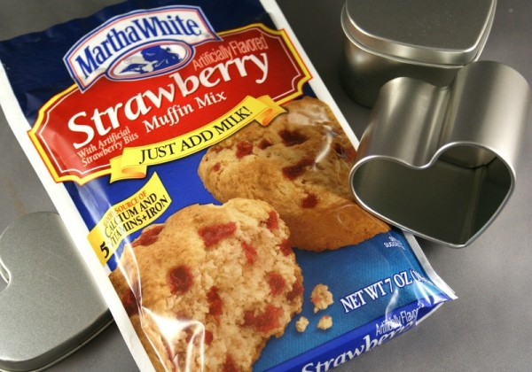 instant muffin mix