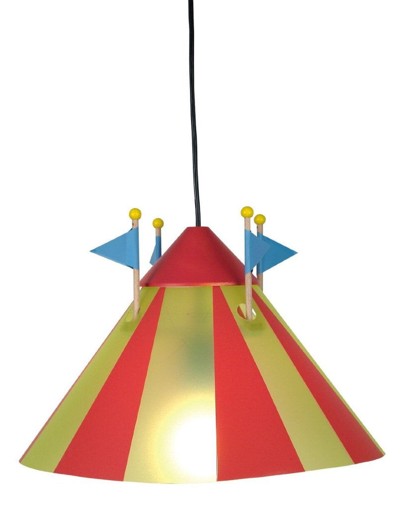 Niermann Standby Pendant Lamp, Circus Tent