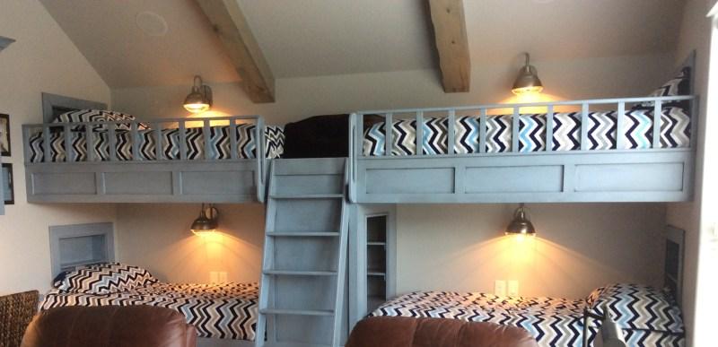 lalas built in bunk beds